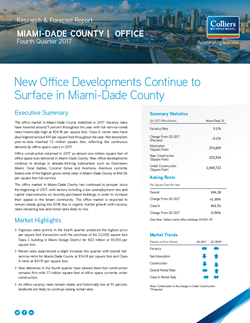 South Florida Office Market Report - Q4 2017 - thumbnail.png